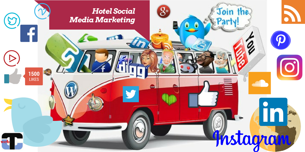 Hotel Social Media Marketing
